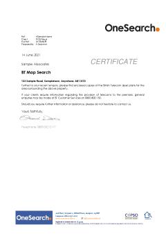 British Telecom Map Search thumbnail