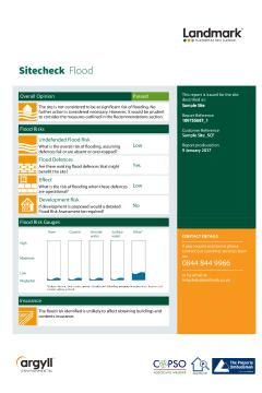 Sitecheck Flood thumbnail