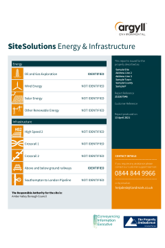 SiteSolutions Energy and Infrastructure thumbnail