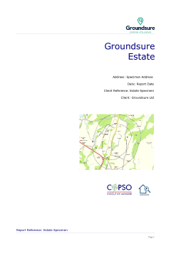 Groundsure Estate thumbnail