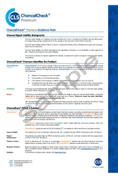 ChancelCheck Premium thumbnail