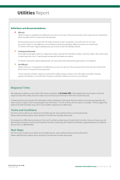 Landmark Utilities Report Standard thumbnail