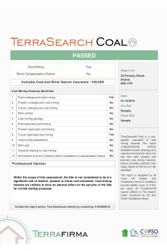 TerraSearch Coal – Commercial thumbnail