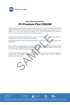 FCI Premium plus CON29M thumbnail