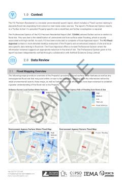 FCI Flood Appraisal - Residential thumbnail