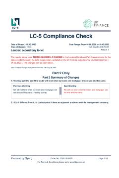 LC-5 Compliance Check thumbnail